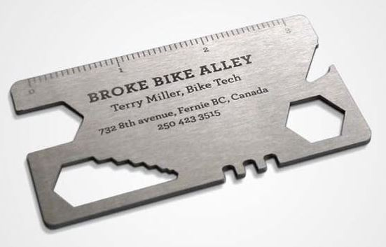 business cards that will blow your mind