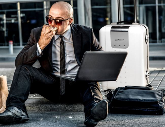 Andiamo smart luggage