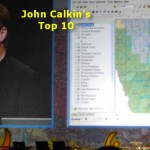 New in ArcGIS 9 & John Calkin's Top 10