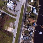 NOAA Takes Aerial Images of Florida Regioons Affected by Hurricane Jeanne