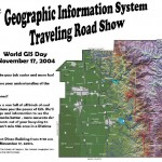 Tulare County California GIS Department is holding the GIS Traveling Road Show for GIS Day