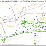GIS and GISCorps Respond to Hurricane Katrina in Mississippi