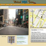 Visit New York With The Virtual NYC Tour (Beta) Google Mashup