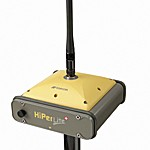 Topcon HiPer Lite+: Radio range increased up to 65%