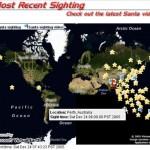 Norad Santa – 50 Years of Tracking Santa on Christmas Eve