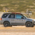 3D Laser Mapping to guide robotic vehicles on USA urban  challenge