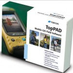 Topcon TopPAD 7.0.1 software provides enhanced mobile GIS functions