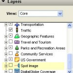 Blog – Google earth adds SPOT Image – One world one year layer (demo)