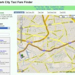 A new favorite mashup! Get Taxi Fare estimates and maps on your mobile with TaxiWiz