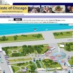 NAVTEQ helps visitors taste Chicago
