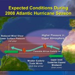 NOAA Predicts Near Normal or Above Normal Atlantic Hurricane Season
