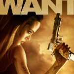 Wanted movie trailer on MOSH, content Ad or WTF?