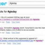 Remember GIS Day Social Bookmarking