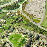 Bluesky 3D Model of Exeter Aids Public Consultation for New Park and Ride Facility