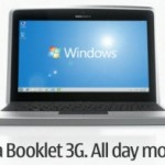 The Nokia Booklet 3G mini laptop – you Want?