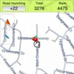 Waze (@waze) Crowd Sourced Navigation Encourages Users to Get Munching and Win!