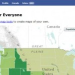 ESRI Mapping via facebook and the Make A Map video? You betcha!