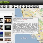 CartoView – free web map authoring mashups from Flickr, YouTube, Wikipedia, Gowalla and Twitter