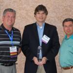 NOAA's Nicholas Miki Schmidt Receives MAPPS Public Service Award