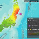 Web Map Tips – Japan Nuclear Impact, Earthquake, and Tsunami Map Apps from Esri