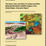 Value of Landsat and Other Moderate-Resolution Satellite Imagery