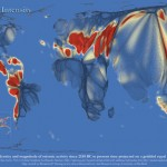 Unique new map shows earthquake risks on humanity