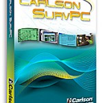 Carlson SurvPC Provides Land Surveyors with a Seamless GIS Work Environment