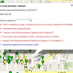 Putting Food Inspections On The Map With Google Maps – #OpenGov