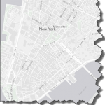 New Canvas Map Now Available From Esri