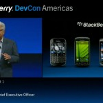 RIM CEO Lazaridis Provides A Glimpse At the Future of BlackBerry and the new BBX Dev Platform