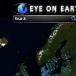 Eye On Earth Maps environmental parameters
