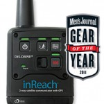 DeLorme inReach Selected by Men's Journal for 2011 Gear of the Year Honors