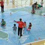 Giant Map from NGS to Hit Mississippi Museum of Natural Science
