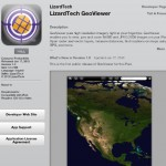 Work with JPEG2000 and MrSID on LizardTech GeoViewer for iPad