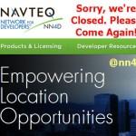Nokia Shutting Down Navteq Mobile Developer Resource NN4D