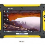 Trimble Yuma Tablet Computer Now Available with 80GB Solid State Drive