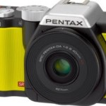 More Camera Love! The Pentax K-01 Designed by Marc Newson
