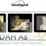 GeoDigital Extends LiDAR as Art – 2 Contest