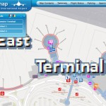 SANmap mapping San Diego Airport