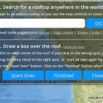 Save The Rain Map Mashup Lets You Calculate Your building Rain Footprint