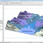 Golden Software Releases Surfer 11 with Watershed Maps and Map Attributes