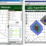 SuperGIS Server 3.1 integrating with SuperGIS Network Server 3.1 to Provide Network Analysis