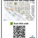 What can you do with QR Codes and maps?