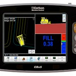 New, Powerful CBx5 Touch-Screen Control Box from Carlson Machine Control