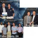Azteca Systems Congratulates 2012 Esri SAG Award Winners