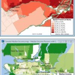 Caliper Offers Updated Canada Data for Use with Maptitude 2013