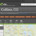 Checkout your Neighborhood Vibe with the new Mapquest mqVibe