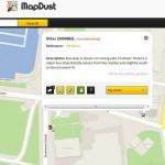 Skobbler ForeverMap 2 + Mapdust OpenStreetMap Bug Reporting