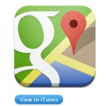 Google Rolls Out New Google Maps for iPad / iPhone