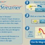 Streamer Webmap from @nationalatlas Lets Users Navigate and Trace America's Major Rivers